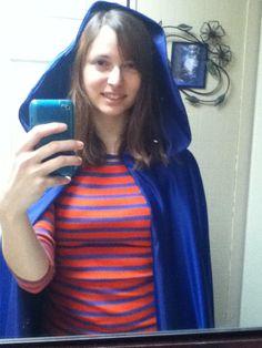 Me in basic wishing cloak. 2014