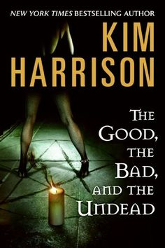 Kim Harrison's The Good, The Bad, and The Undead was originally released as a mass market in January 2005. The subsequent hard cover release used the same artwork.