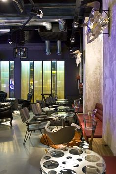41° Experience, Barcelona designed by El Equipo Creativo