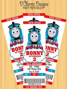 cool thomas and friends invitations apples design now in shop thomas and friends custom
