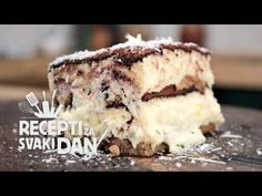 Tiramisu - video recept - YouTube
