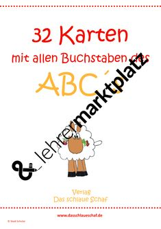 Das ABC Flashcards