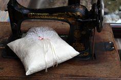 Ring Cushion Design | Saraden Designs