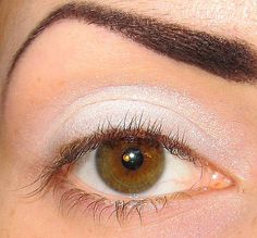 this is the perfect eyebrow