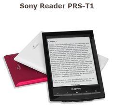 Mon choix de top liseuses début 2012. En 1re position, la Sony PRS-T1 : www.lesnumeriques...