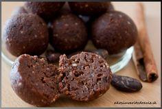 xocolatl – čokoládové guľôčky