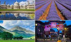 """أفضل 20 وجهة سياحية في بريطانيا لقضاء عطلة صيفية رائعة مع العائلة: عرضت صحيفة """"ميرور""""، أفضل 20 وجهة مذهلة في بريطانيا وكشفت عن موقعها…"""