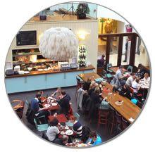 Restaurants in PowerscourCentre, Dublin