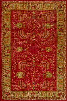 Matt Camron Rugs U0026 Tapestries Antique Turkish Oushak Rug