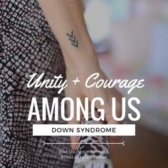 Parents of Kids With Down Syndrome Are Getting This Tattoo   The Mighty