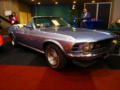 Ford Mustang 302 Convertible 1970