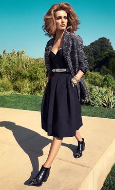 Edita Vilkeviciute for H&M Spring 2014 - Key Features | FashionMention
