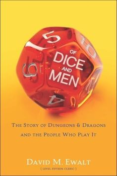 A D&D aficionado explains why we love the game and the influence it has had on culture. If you play D&D, this is required reading. -Suzanne Wise, Curator of the Stock Car Racing Collection and Collection Management Librarian