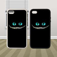 Alice Wonderland Cheshire Cat HYBRID iPhone 4 4s Case - PDA Accessories