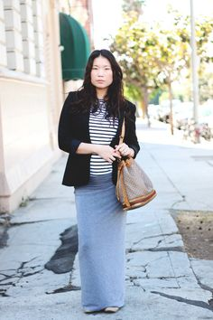 Modest Fashion Style Blog | Modest Outfits | Clothed Much>> love the shirt