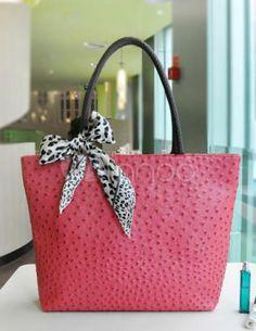 Bow Horizontal Shape PU Shoulder Bag For Women
