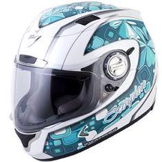 Scorpion Women's EXO-1100 Tiffany Helmet - Closeout - Motorcycle Superstore