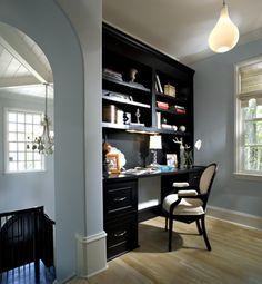 Loft in my favorite house J. Hirsch Interior Design
