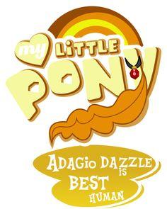 Adagio Dazzle BP logo by WX42 on DeviantArt