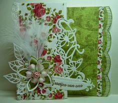 Anja Design: Greetings from us ...
