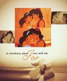 Couple-disney-princess Aladdin and Jasmine Couple Disney, Disney Couples, Disney Girls, Disney Love, Disney Stuff, Disney Jasmine, Aladdin And Jasmine, Princess Jasmine, Disney And Dreamworks