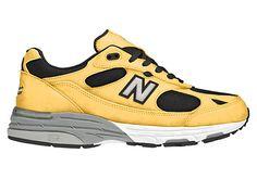 New Balance Custom 993 - New Balance - US    Mizzou Tigers colors -- Gold w/ Black accents