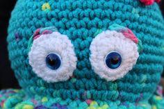 Háčkovaná chobotnička - návod - MoVe materiál Coin Purse, Diy Crafts, Purses, Wallet, Handbags, Make Your Own, Homemade, Craft, Purse