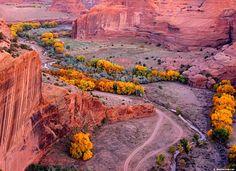 Canyon de Chelly National Mounment, AZ