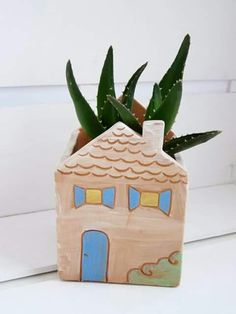 Casa portavaso