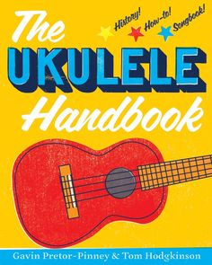 The ukulele has gone from strength to strength in recent years, undergoing a massive resurgence. Famous idlers Gavin Pretor-Pinney and Tom Hodginson have spent hours idling away on their ukuleles to produce the ultimate uke handbook: an illustrated guide to its history crossed with a how-to guide and songbook.