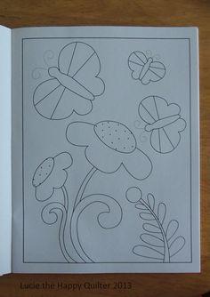 Projetos Lunaticos Livro de Colorir Amostra