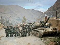 Syria'n Republican Guard 105 Brigade via Wassim Isa. T 72, Syrian Civil War, Military Armor, Weapons Guns, Armored Vehicles, Afghanistan, Middle East, Military Vehicles, Wwii