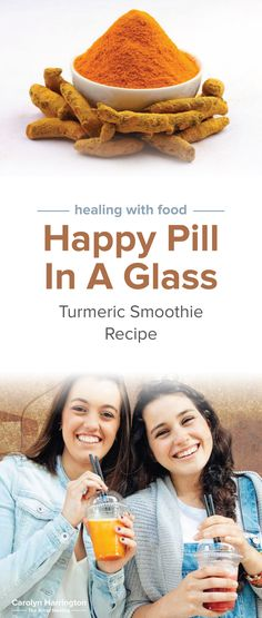 College should be an incredible experience for your child. Not something to be endured. Unfortunately, the pressures and anxieties students face can be overwhelming. Imagine if you could give your child something to ward off depression or play a role in helping them if they already struggle? A natural alternative with no side effects ... This Turmeric Smoothie recipe may be the answer.