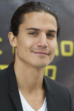 Riptide. Alex Gonzalez...my new husband.