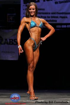 Elizabeth Jenkins | Figure Competition Training - How To Win Figure Competitions.