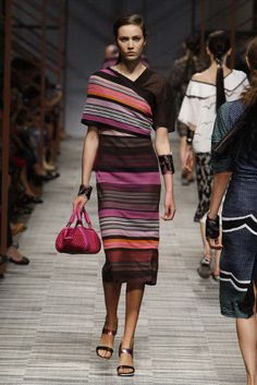Freedom according to Missoni  Spring Summer 2014
