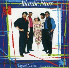 Atlantic Starr - Secret Lovers