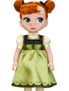 The young Anna doll!