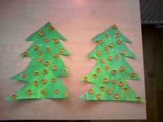 Lehké Vánoční tvoření s dětmi.
