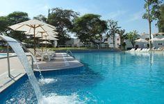 Piscina para adultos Oasis, Outdoor Decor, 1, Home Decor, Swiming Pool, Tips, Hotels, Gardens, Pictures
