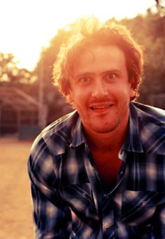 jason segal...he is totally my type. goofy and adorable. I have a weird crush on him.