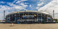 "Feyenoord Stadion ""De Kuip"" in #Rotterdam"