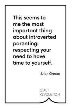 How this introvert carves out quiet time as a stay-at-home parent →  http://www.quietrev.com/how-to-find-quiet-as-a-parent-wherever-you-are/?utm_medium=social&utm_source=pinterest.com&utm_campaign=feature+kids&utm_content=qr+pinterest