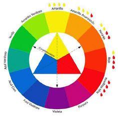 visualizacion circulo cromatico