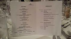"""Auch dieses Jahr fand der mittlerweile 11. Maskenball des """"Lions Club Wien Arte"""" im Palais Auersperg statt - begleitet vom Wiener Residenzorchester. Mit dem Reinerlös wird die Aktion """"Licht ins Dunkel"""" unterstützt. - Menükarte Lions Club, Personalized Items, Masquerade Ball, Light In The Dark, Orchestra, Action"""