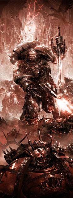 Night Lords - Talos the Soul Hunter