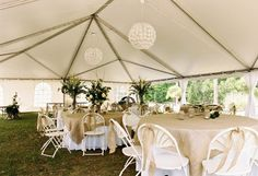 #tents  Photography: Virgil Bunao Fine Art Weddings - virgilbunao.com  Read More: http://www.stylemepretty.com/2012/08/27/backyard-sumter-wedding-from-virgil-bunao-fine-art-weddings/