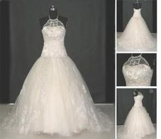 Bridal Gown - $850.00