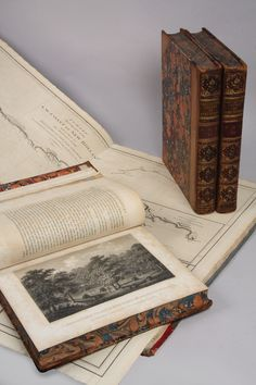 Books, Manuscripts, and Maps | Vancouver, Captain George. A Voyage of Discovery to the North Pacific Ocean… - The Curator's Eye