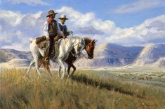 Art western et country